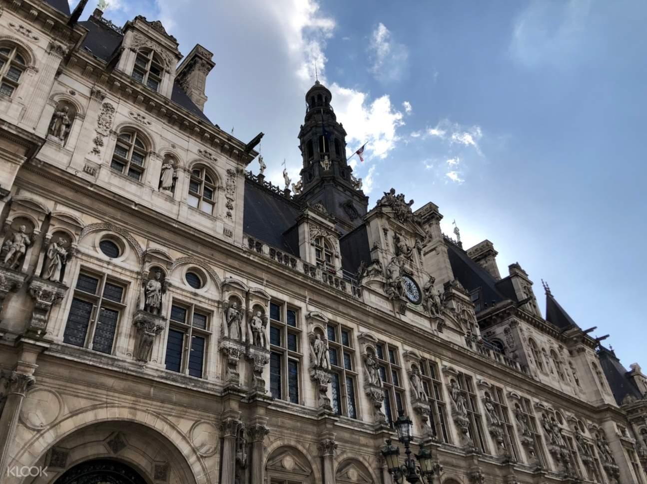 防疫旅遊 巴黎花都線上真人互動導覽 法國經典探索