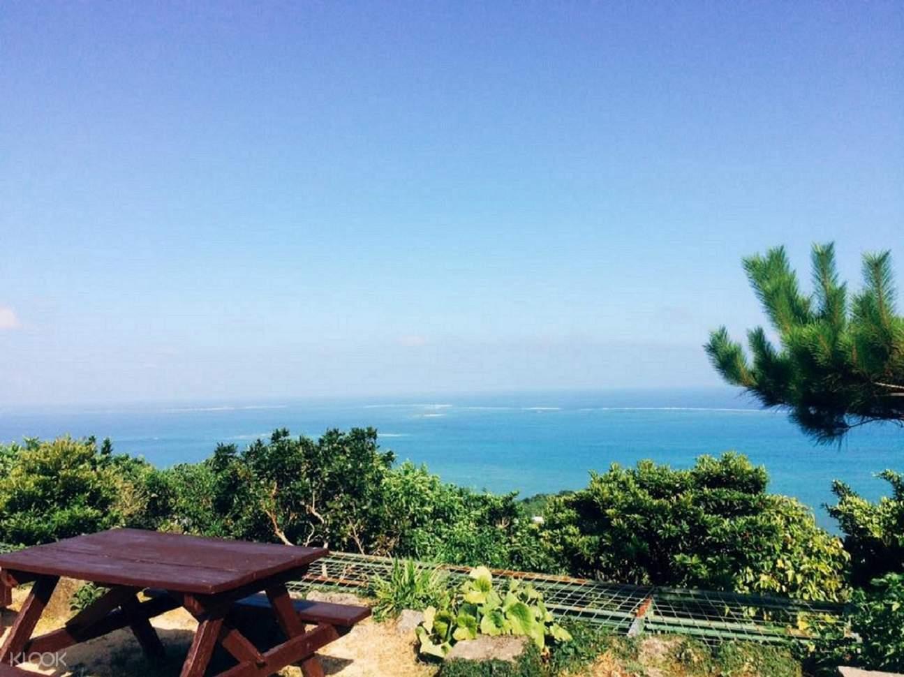 Kurukuma咖啡厅,冲绳一日游,那霸观光,濑长岛观光