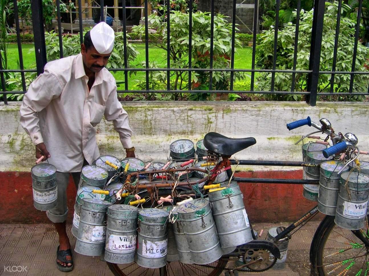 孟買達巴瓦拉(Dabbawalas)& Dhobi Ghat 千人洗衣場半日遊