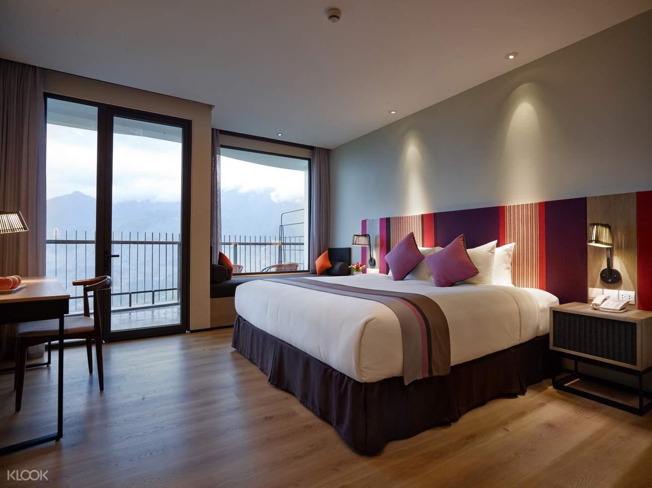 Nghỉ ngơi và thư giãn 1 đêm hoặc 2 đêm tại Pao's Sapa Leisure Hotel