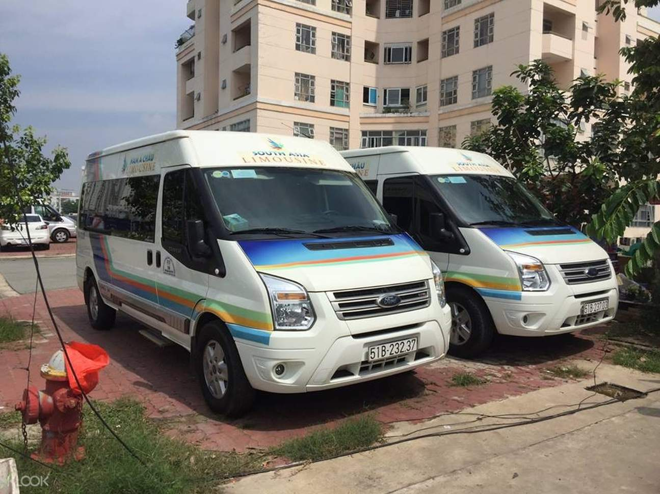 nam a chau limousine transfers for ho chi minh city and phan thiet