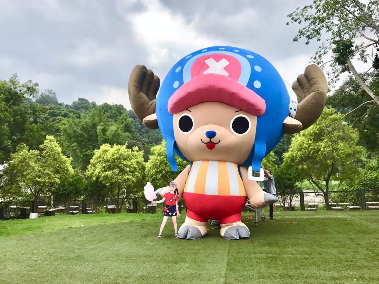 one piece summer park 2018 hong kong