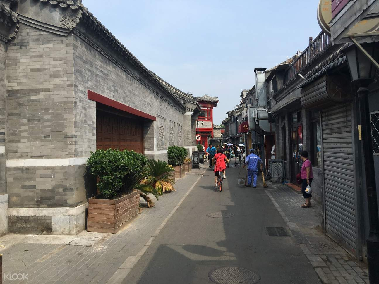 Old Beijing Hutong