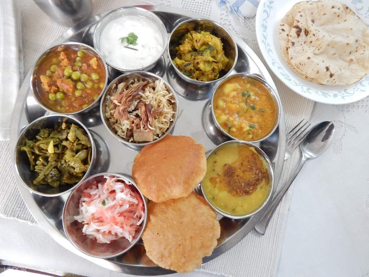 北印度家常菜肴