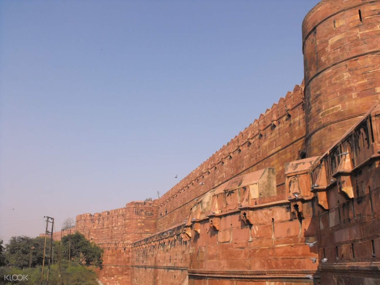 泰姬陵,阿格拉堡一日遊(德里出發)