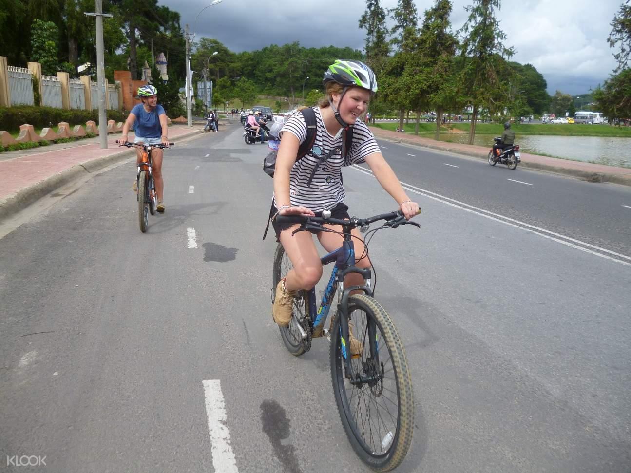 cycling tour da lat