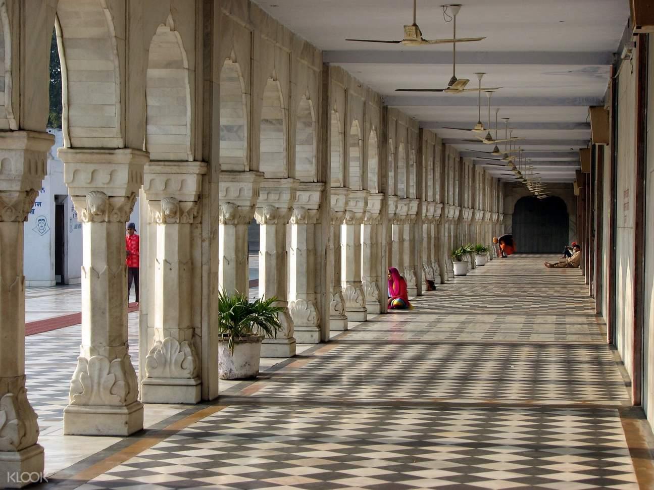 Delhi tour corridor