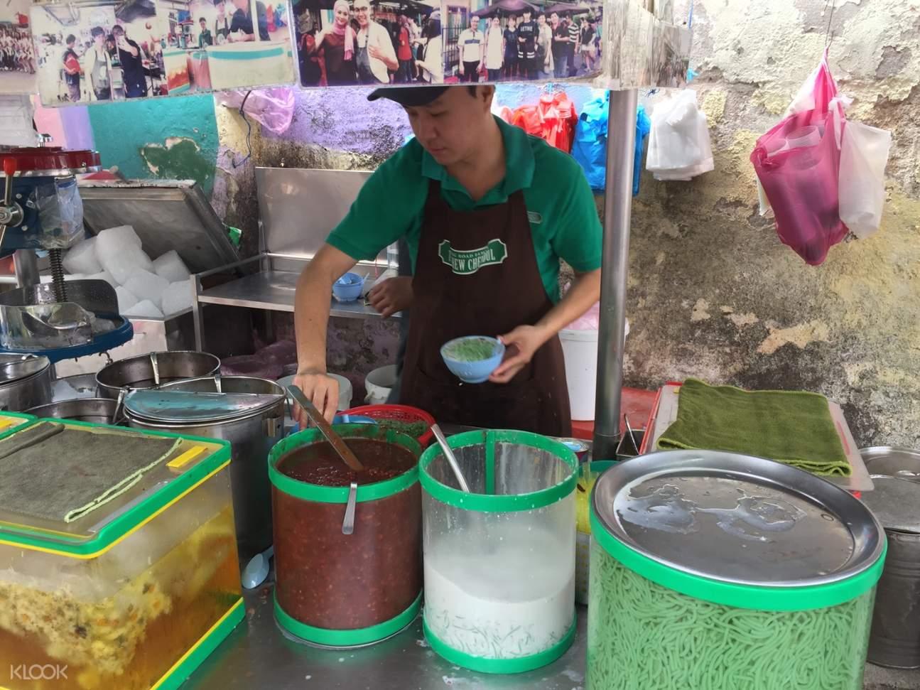 local vendor in penang