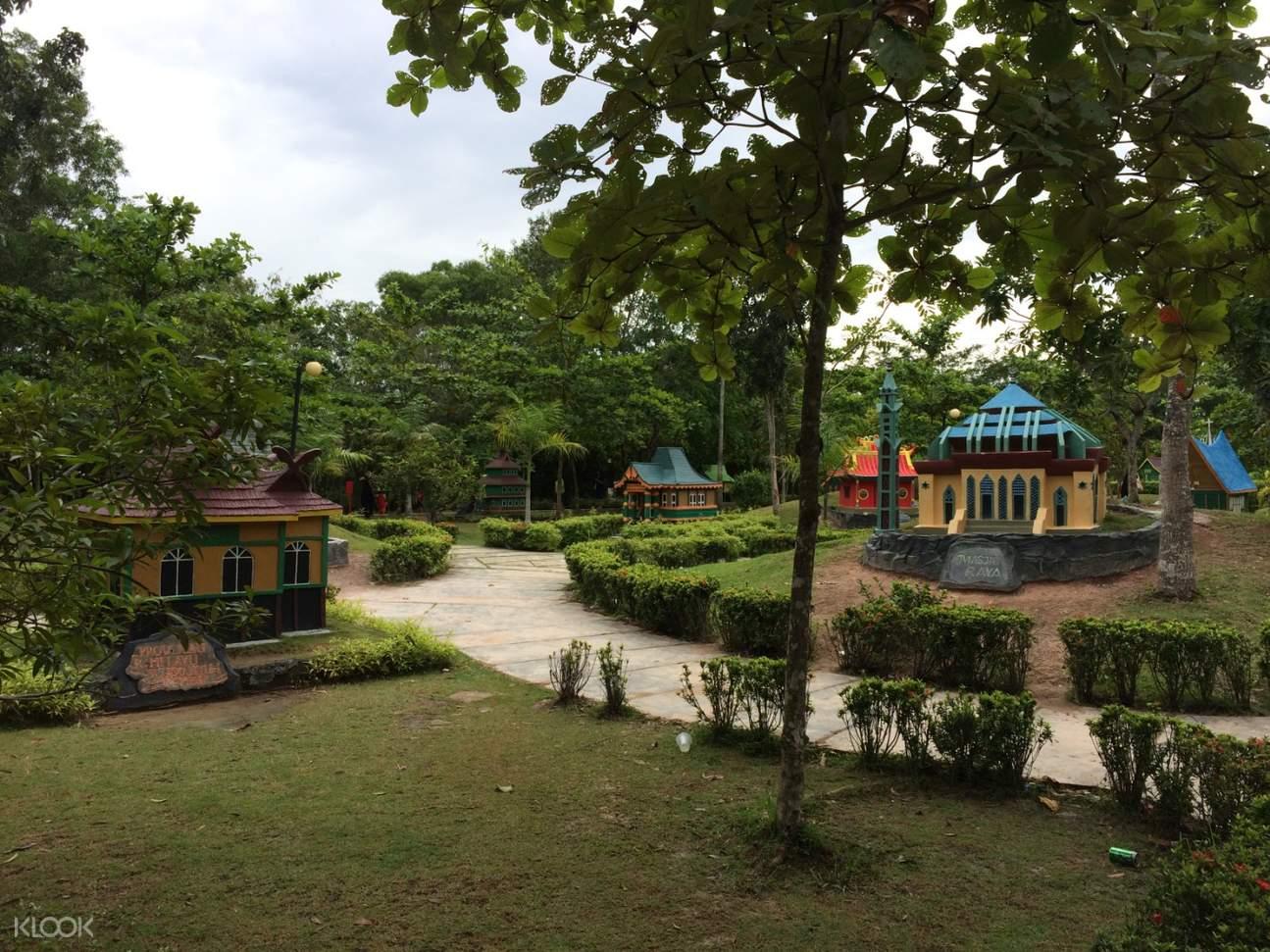 batam city full day tour