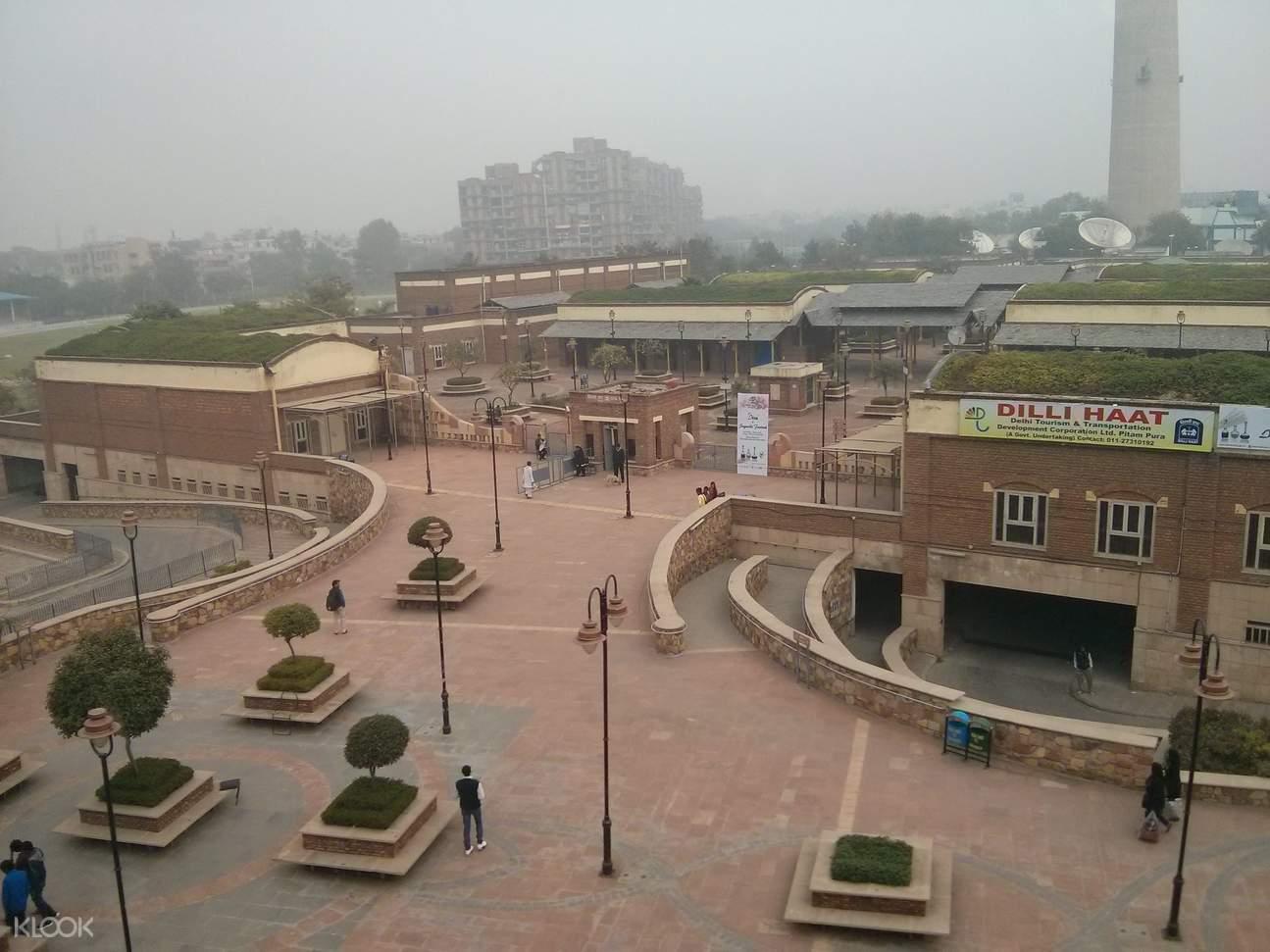 Delhi travel