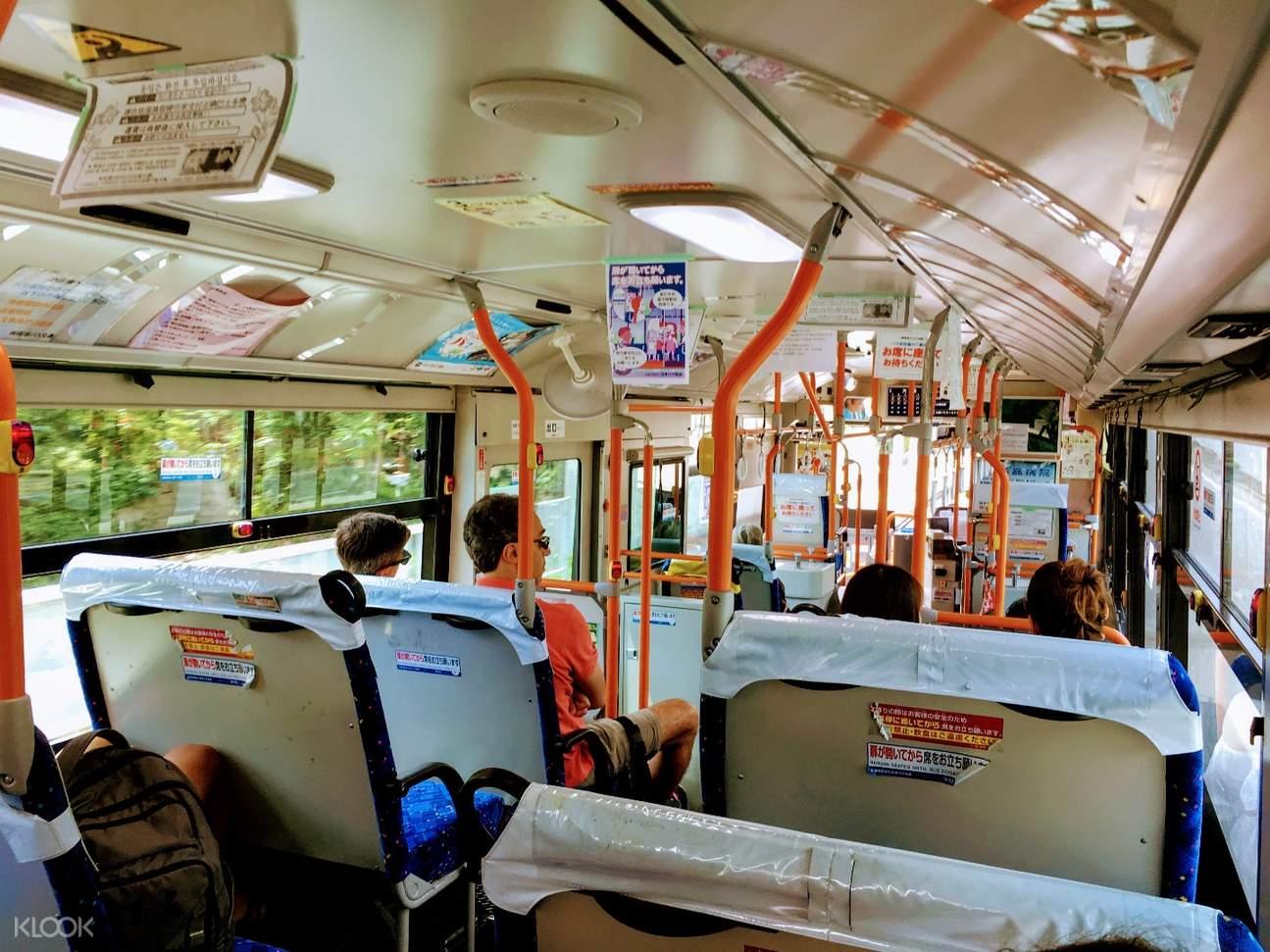 冲绳本岛线路巴士周游券,冲绳城市单轨电车1日乘车券