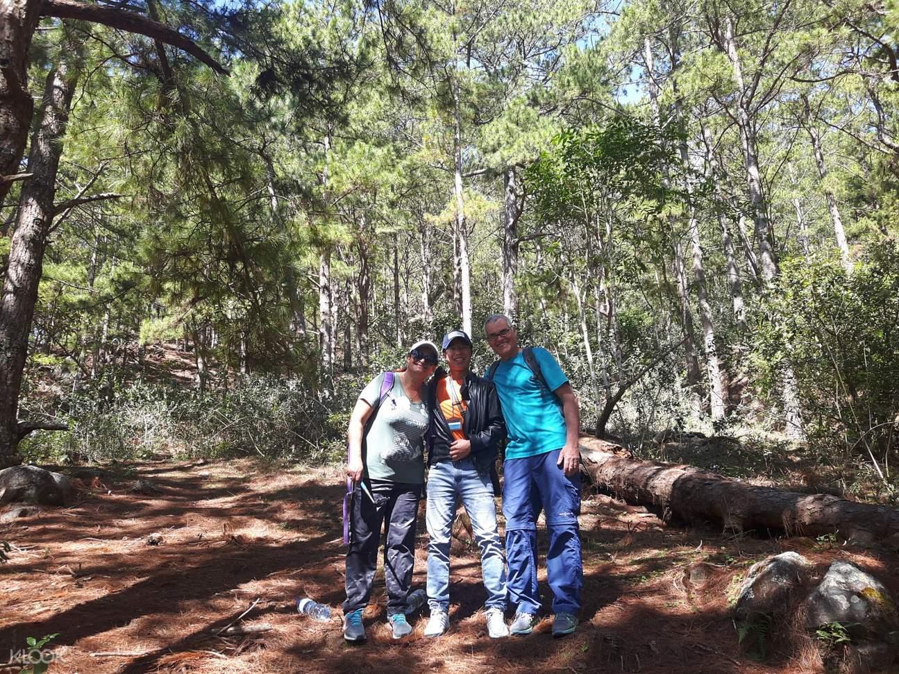 Lang Biang Mountain trek guide