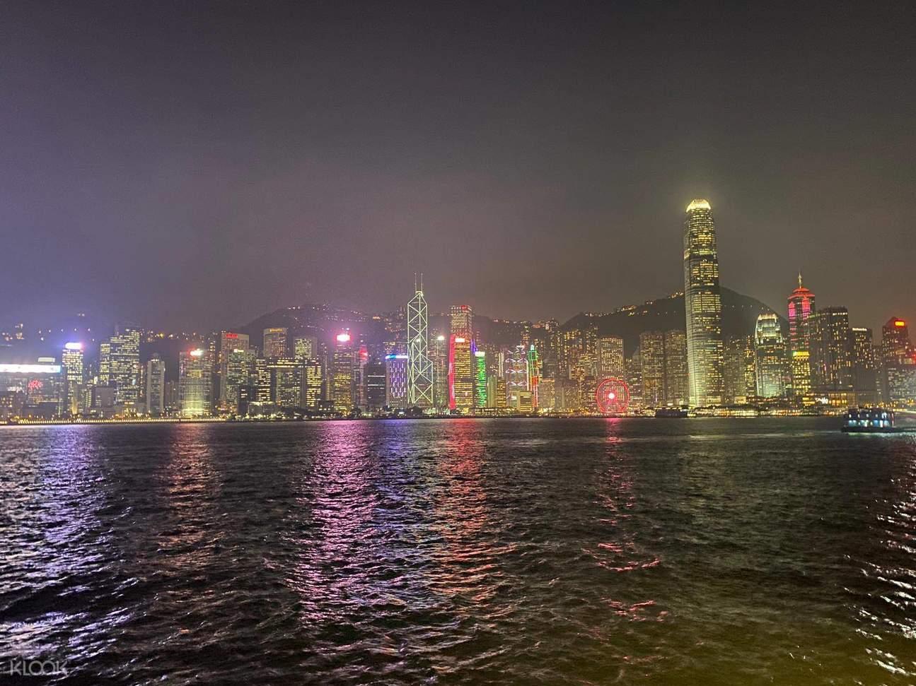 香港真人導覽線上之旅