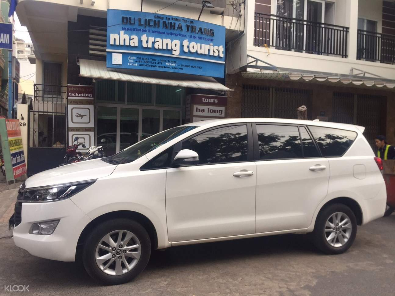 Private Night Transfers between Cam Ranh International Airport (CXR) and  Nha Trang and Select Areas