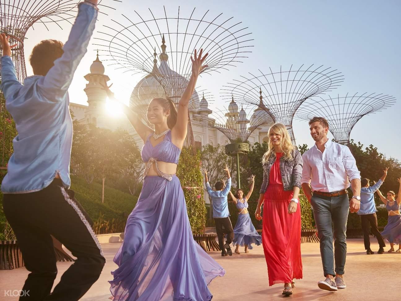 迪拜寶萊塢樂園門票