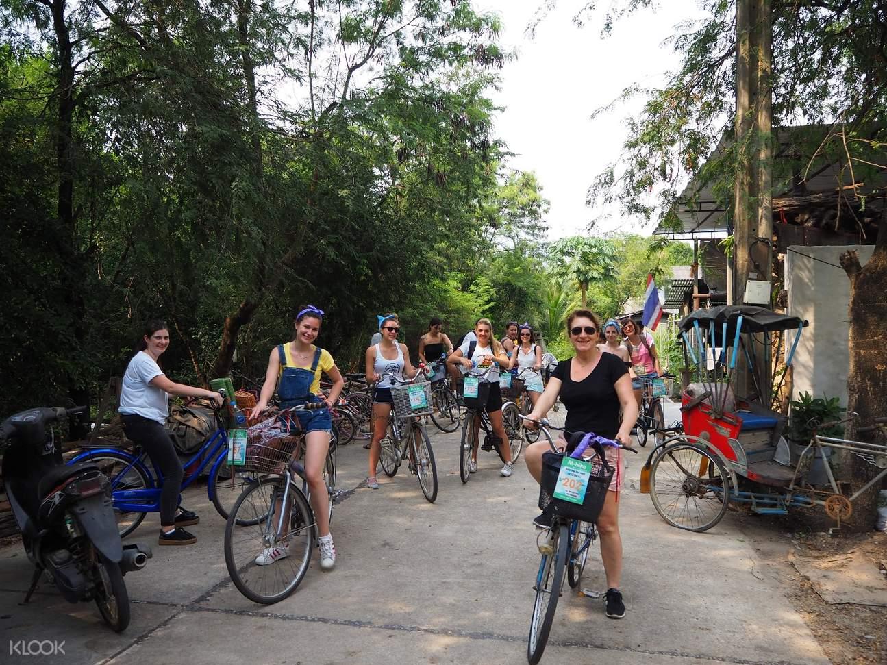 泰国 曼谷街头挑战赛 & 美食试吃体验(含骑行之旅)