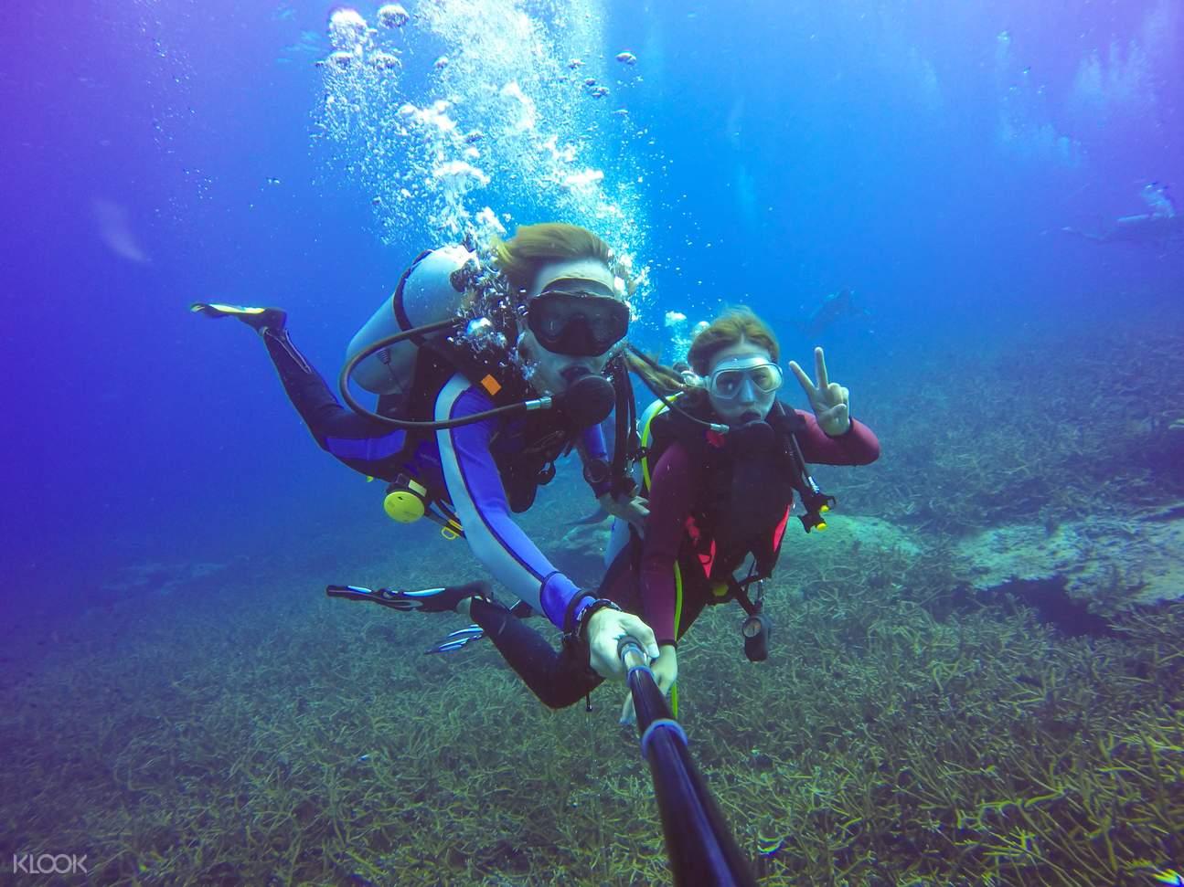 果阿潛水,果阿水肺潛水,果阿戶外活動