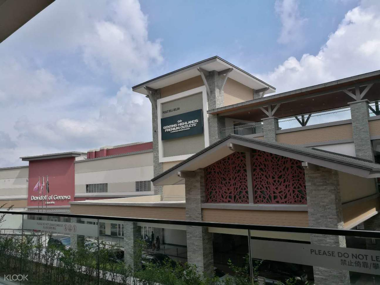 new genting premium outlet