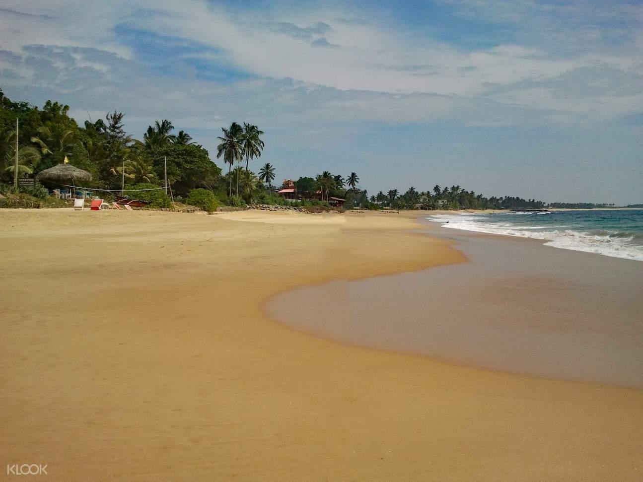烏納瓦圖納Unawatuna叢林海灘