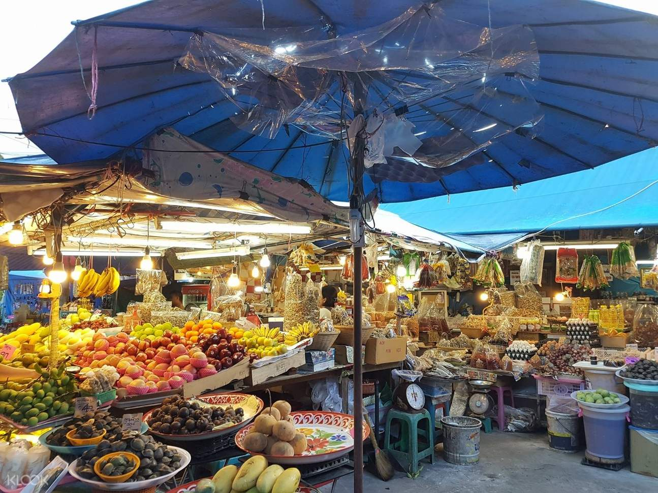 phuket fresh downtown market