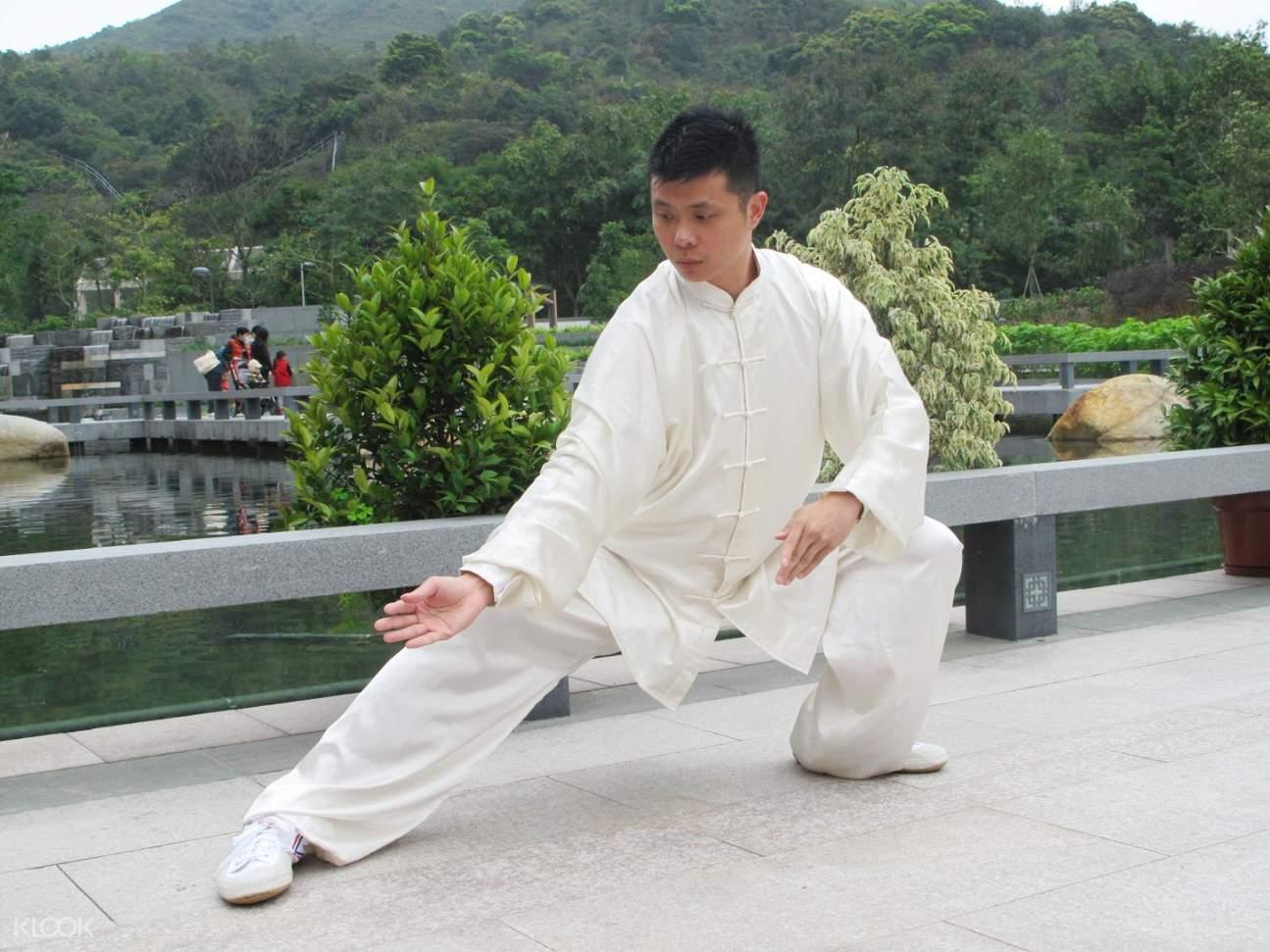 tai chi class hong kong
