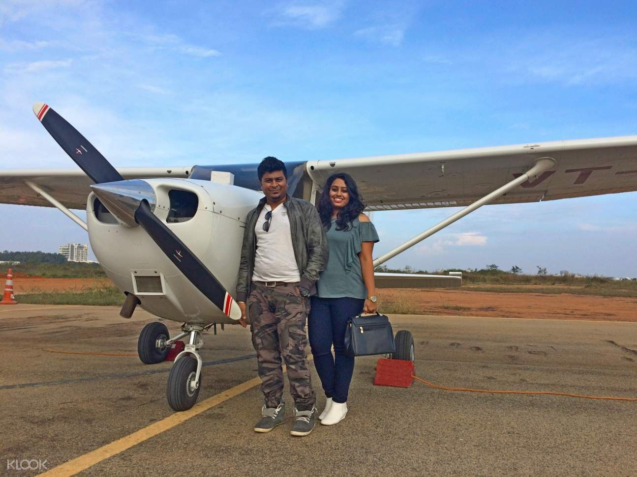 海德拉巴直升机浪漫观光之旅