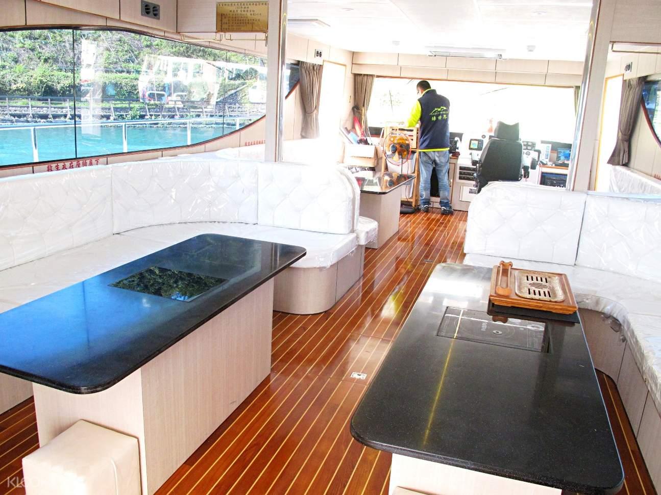 boat charter Taiwan, boat tour Sun Moon Lake Taipei, Lake tour Taipei, Sun Moon Lake tour