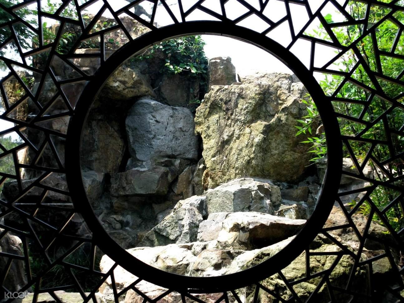 master of nets garden admission ticket suzhou
