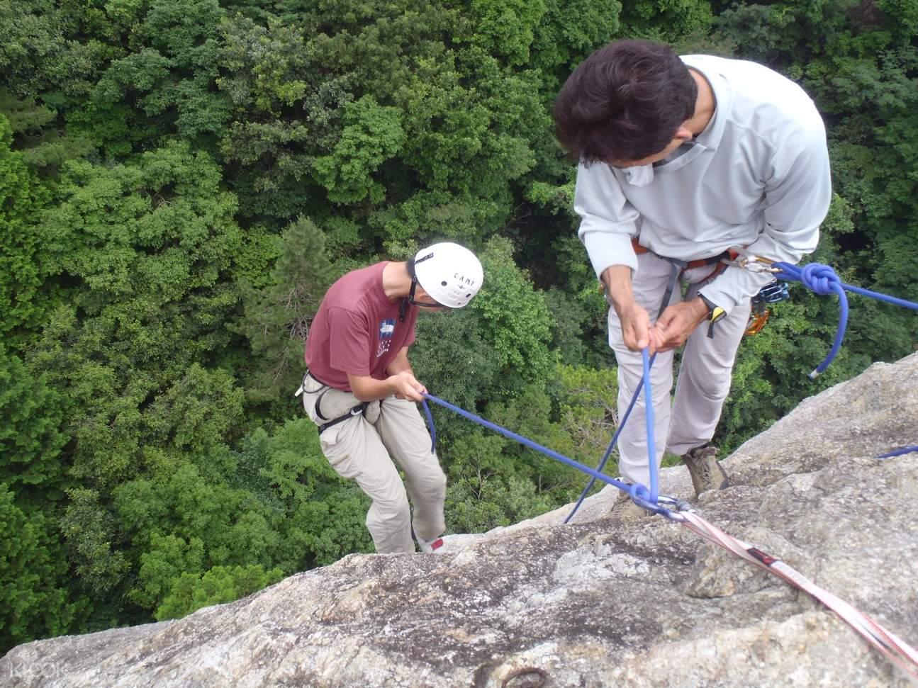 金毘罗山Konpirayama攀岩指导
