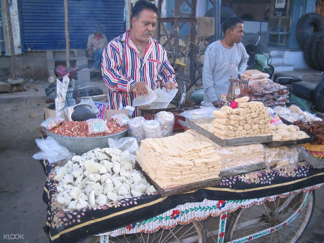 印度阿格拉美食pethas