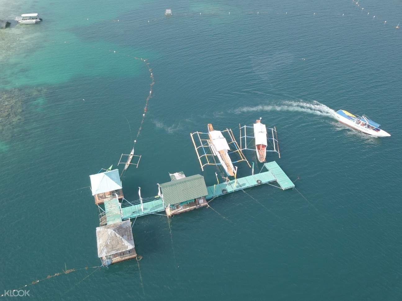samal island fishery