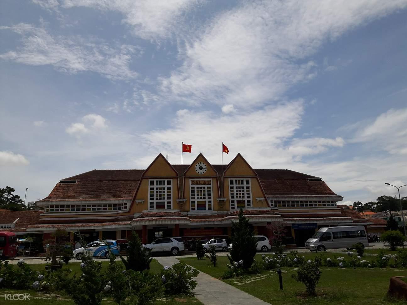 越南 大叻火車站