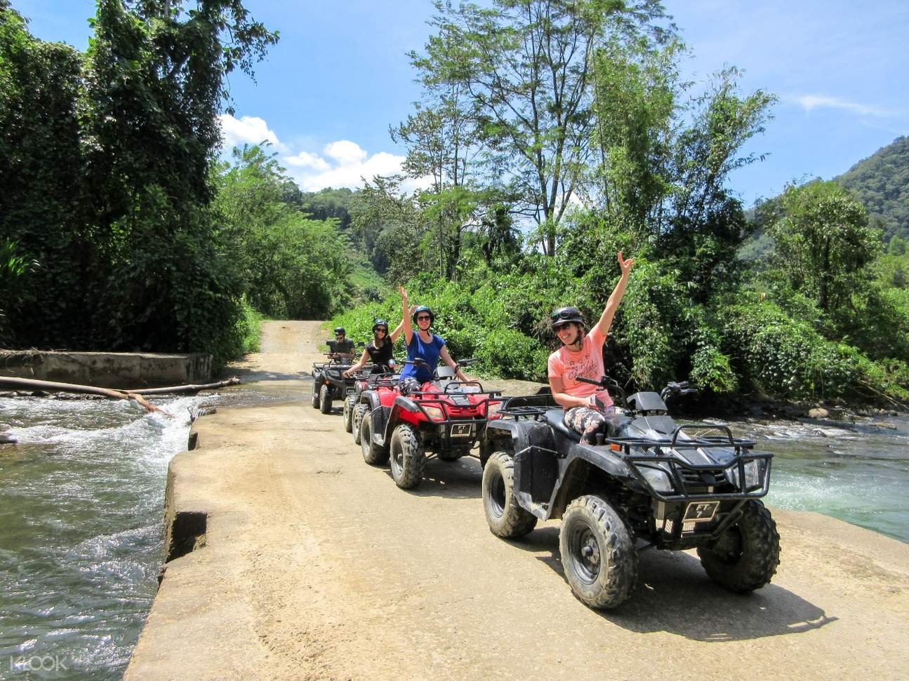 ATV Adventure Tour at Kiulu Valley