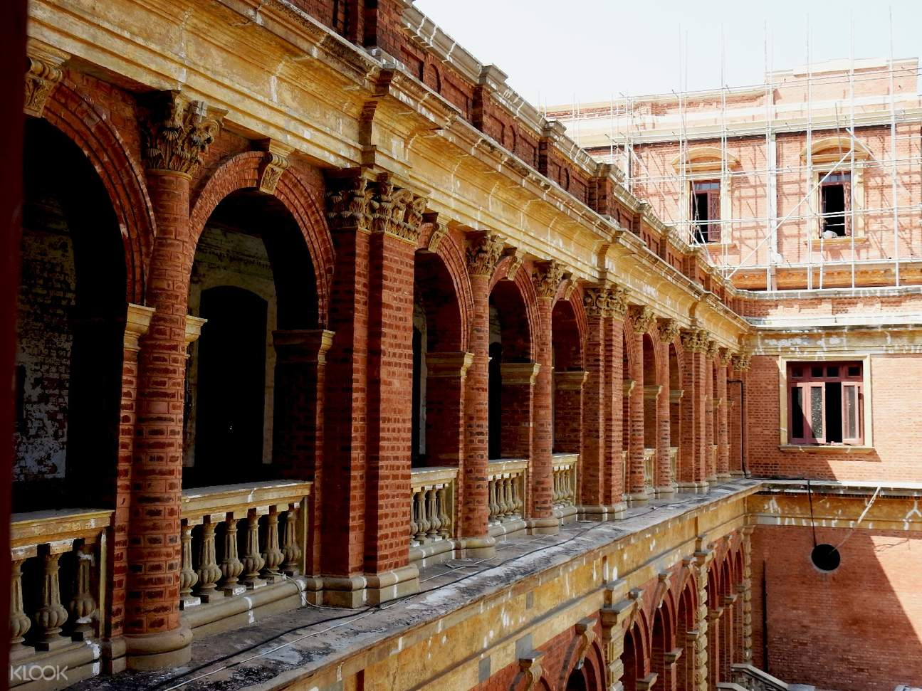 yangon colonial structure