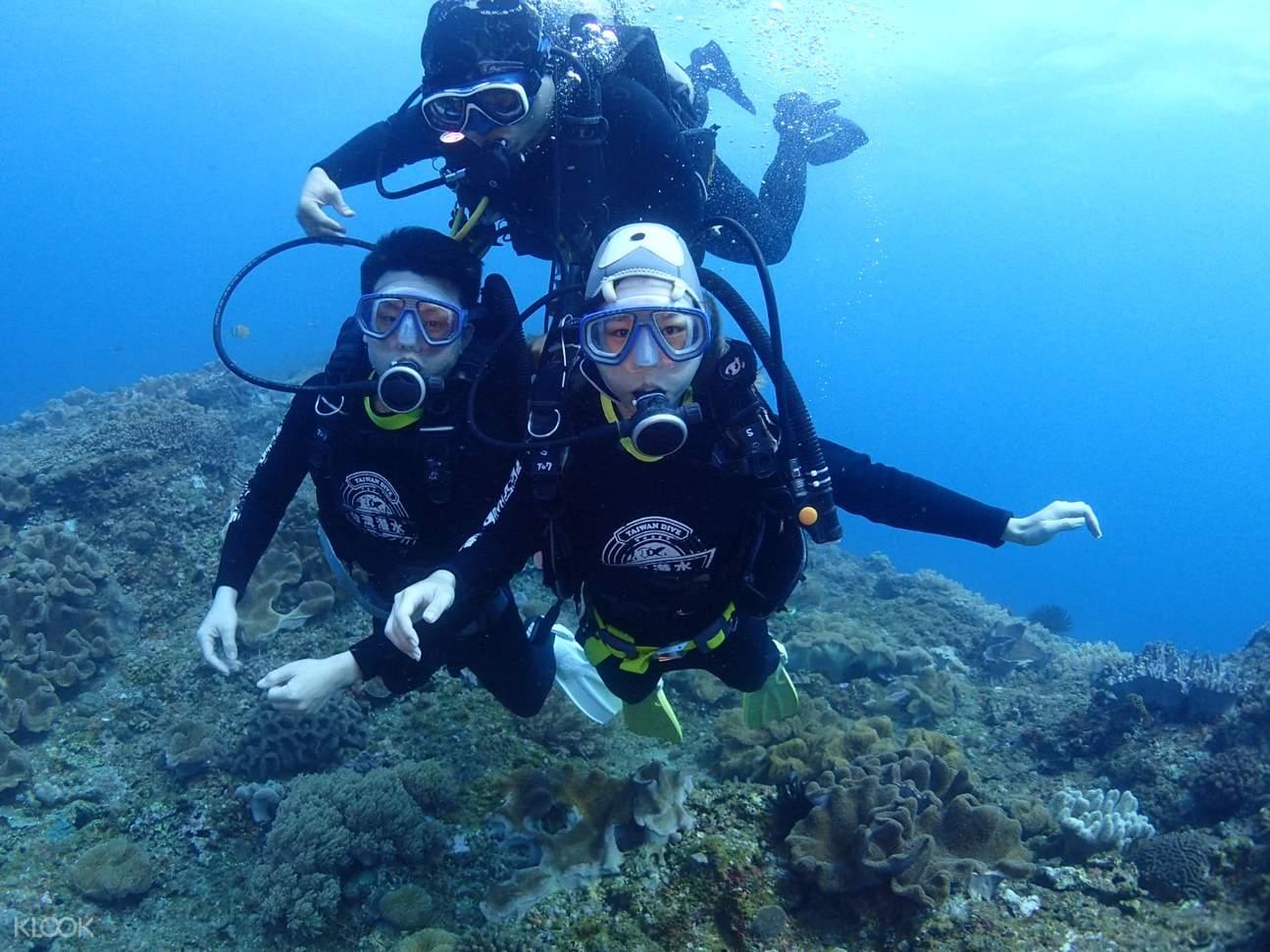 墾丁水肺潛水