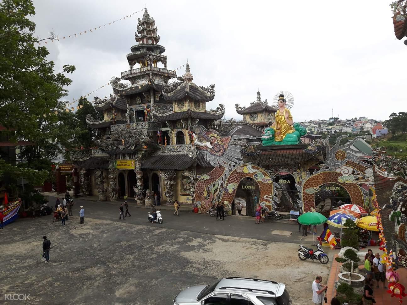 越南 灵福寺