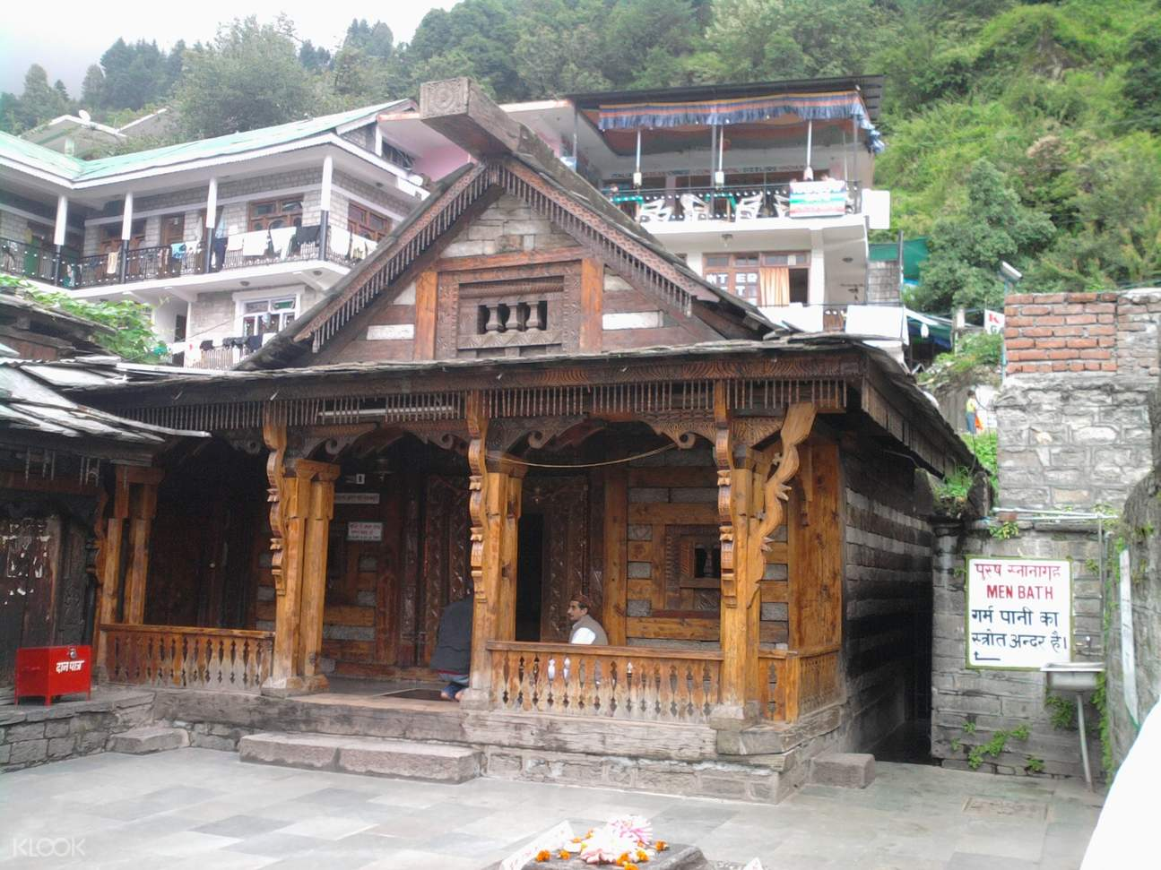 Vishisht印度神庙