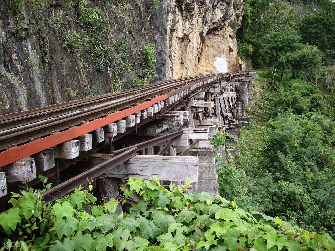 death railway 2d1n kanchanaburi private tour