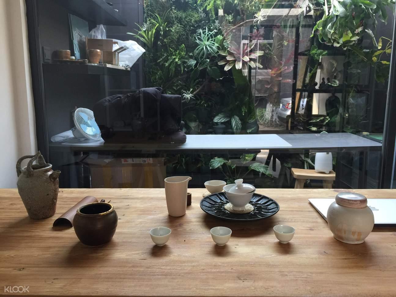 四合書院傳統茶道體驗