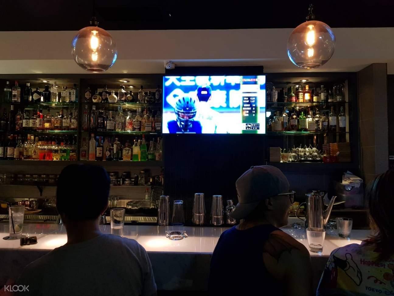 信义区Mousse酒吧