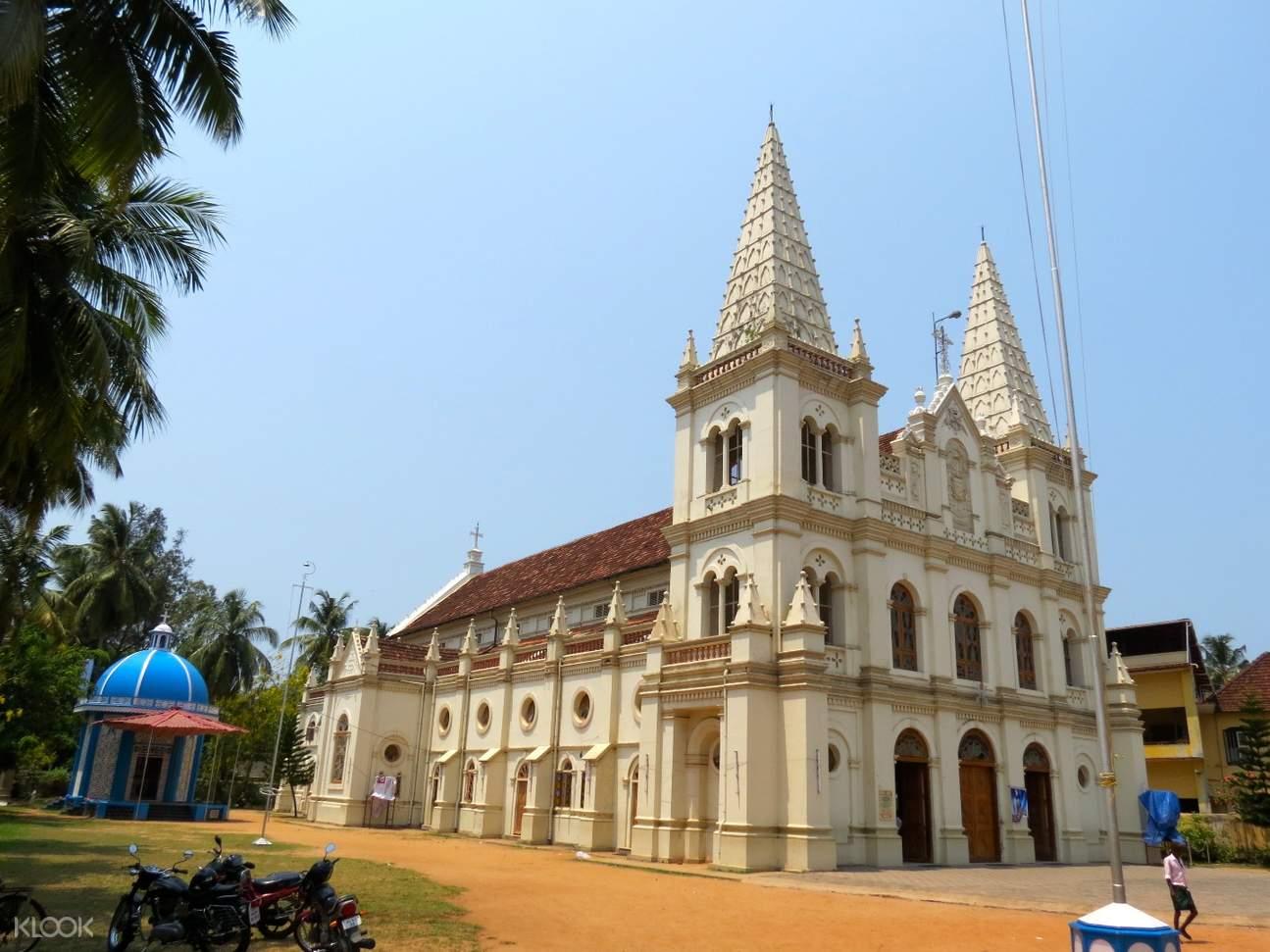 印度科欽聖方濟堂