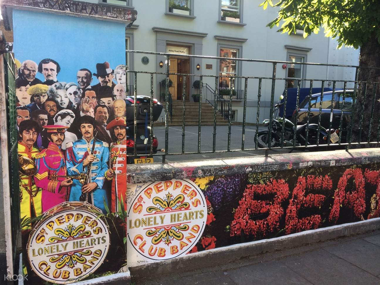 Sgt. Peppers Club