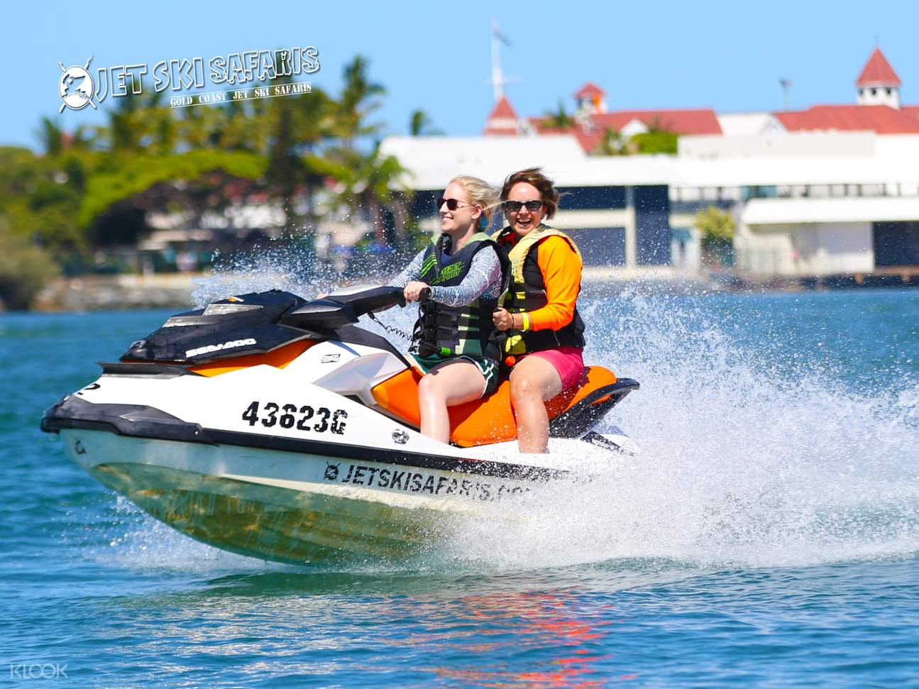 Gold Coast Jet Boat and Jet Ski Safari Experience