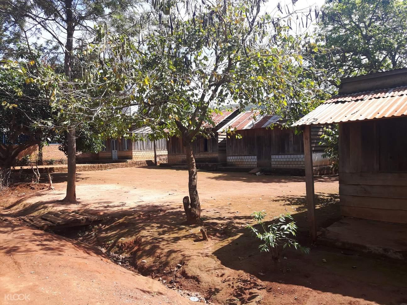 越南 大叻 Lat村 Kho Lat Village