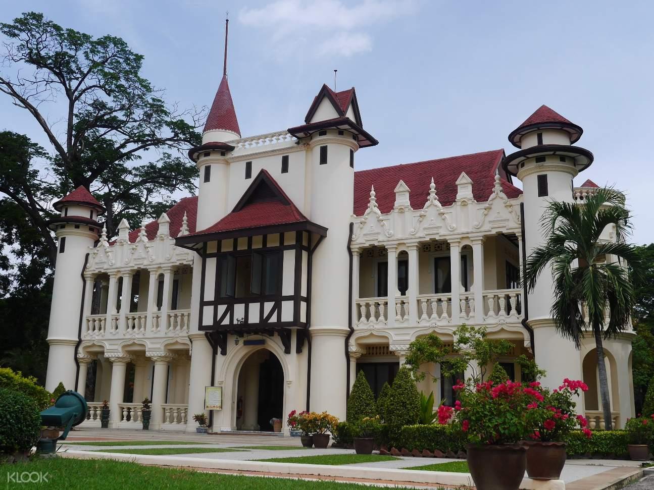 拉瑪六世夏日行宮泰國藝術大學
