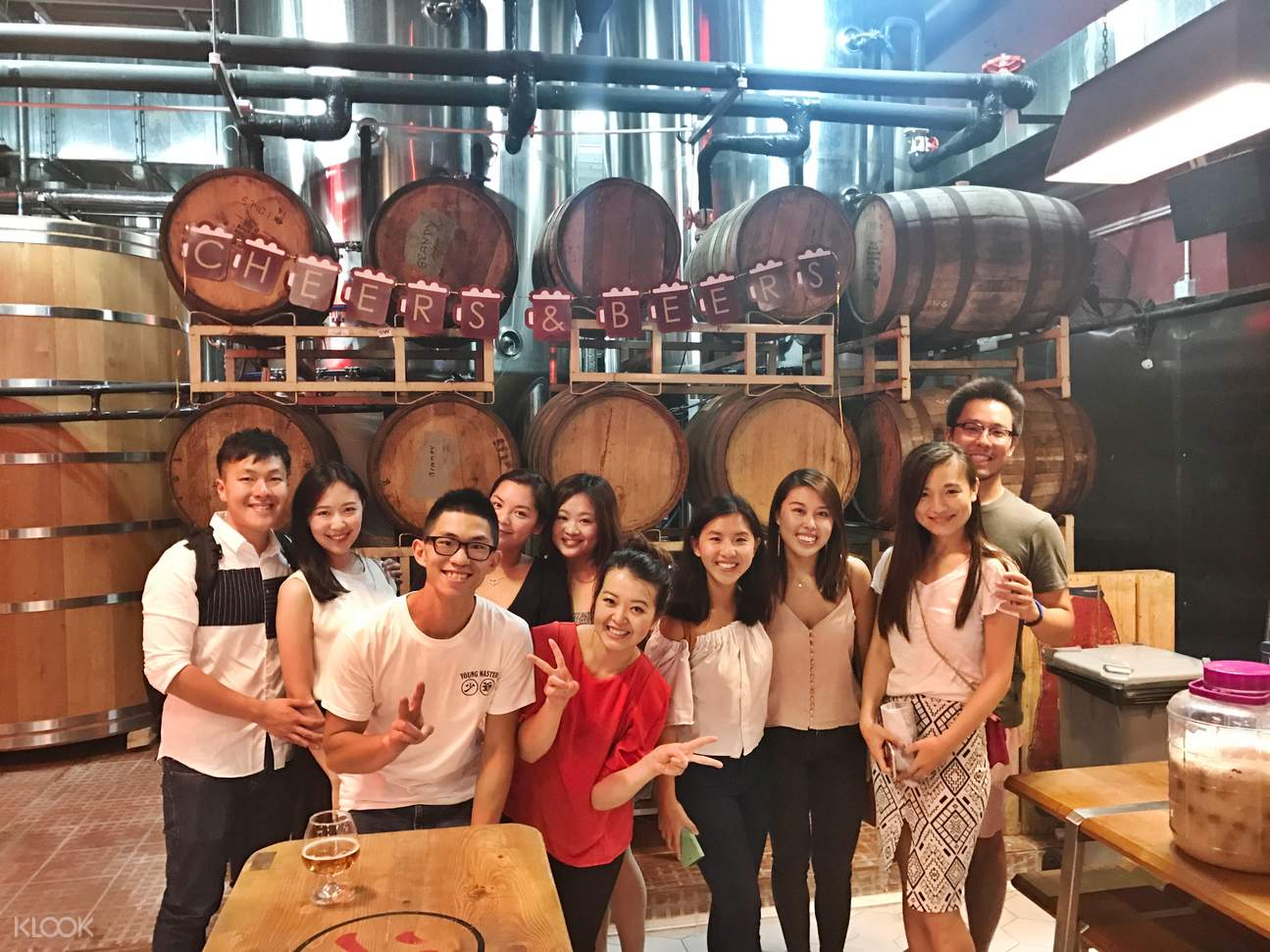 Hong Kong Craft Beer Brewery Tour