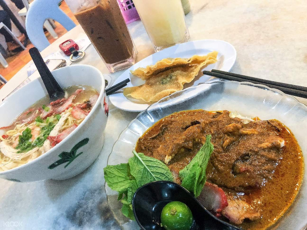 Ipoh Famous Curry Noodle