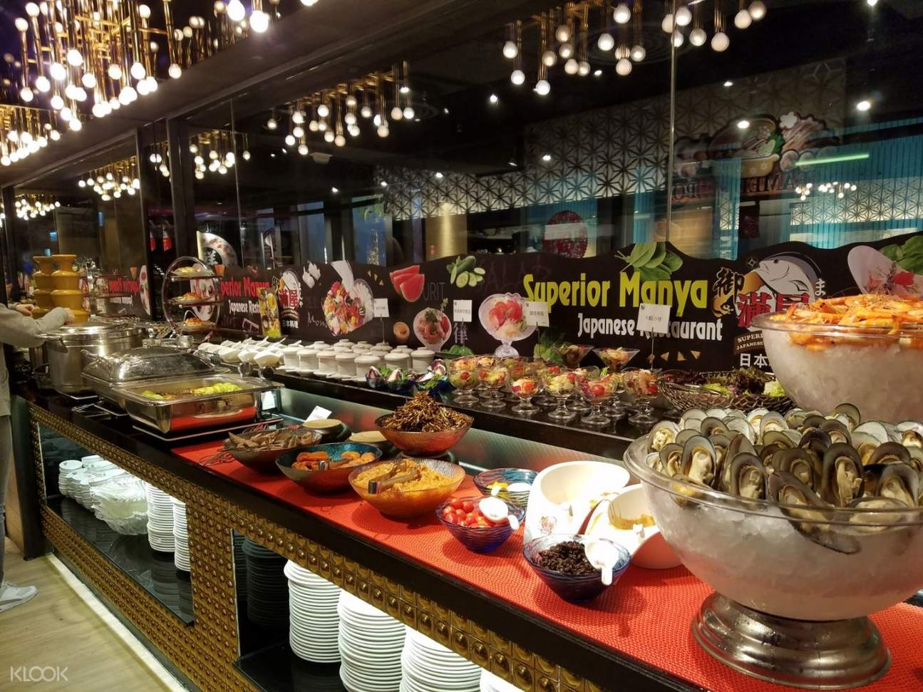 Superior Manya Japanese Restaurant in Mong Kok