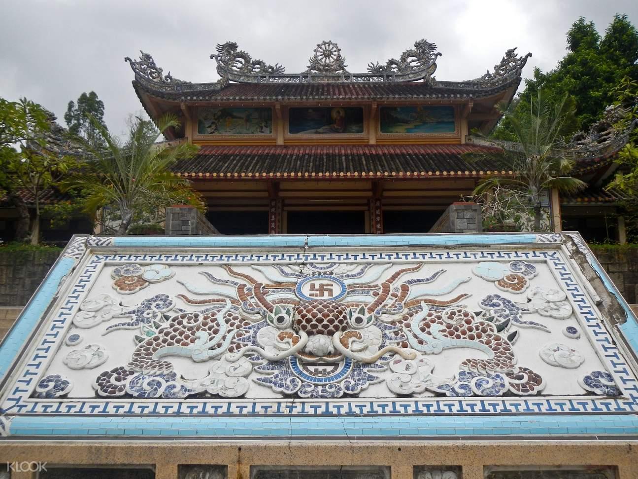 芽莊龍山寺