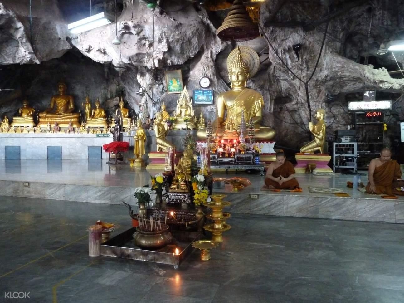 tiger cave temple tour krabi